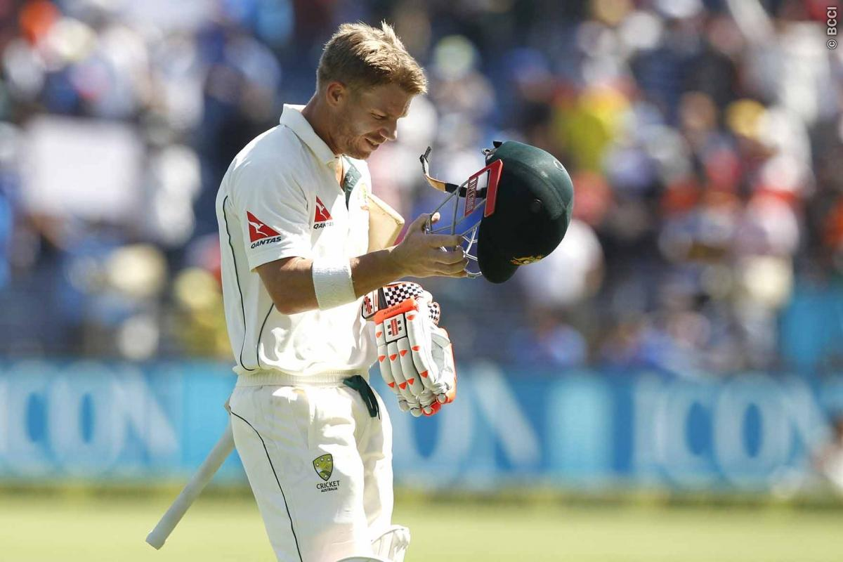 India vs Australia 2nd Test: David Warner Expecting Hosts to Come Back Hard