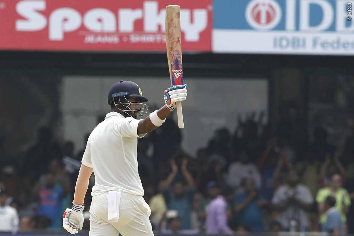 India vs Australia 2nd Test Day 3: Hosts Fightback with KL Rahul, Cheteshwar Pujara