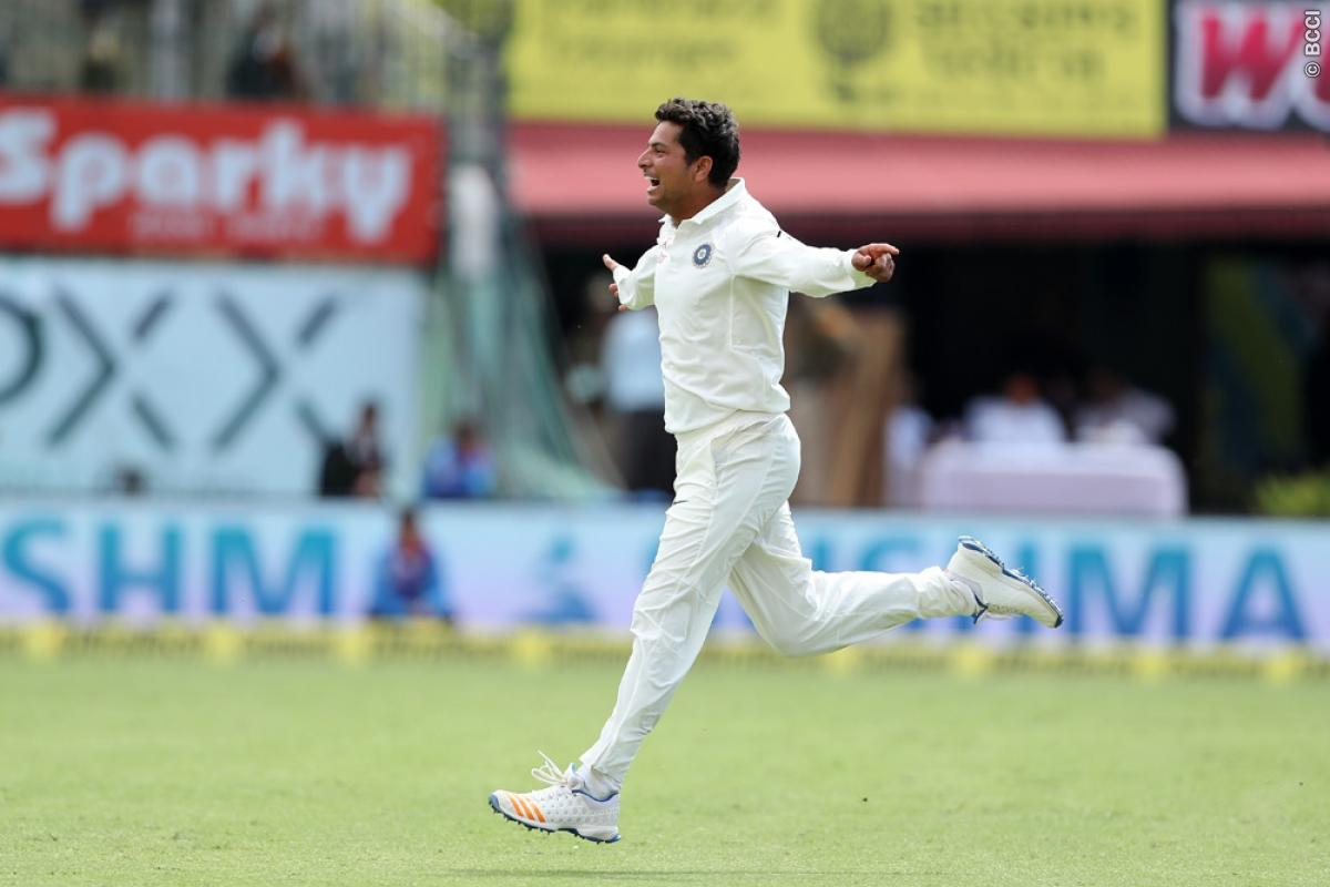 India vs Australia 4th Test: Kuldeep Yadav - The Man to Watch Out for