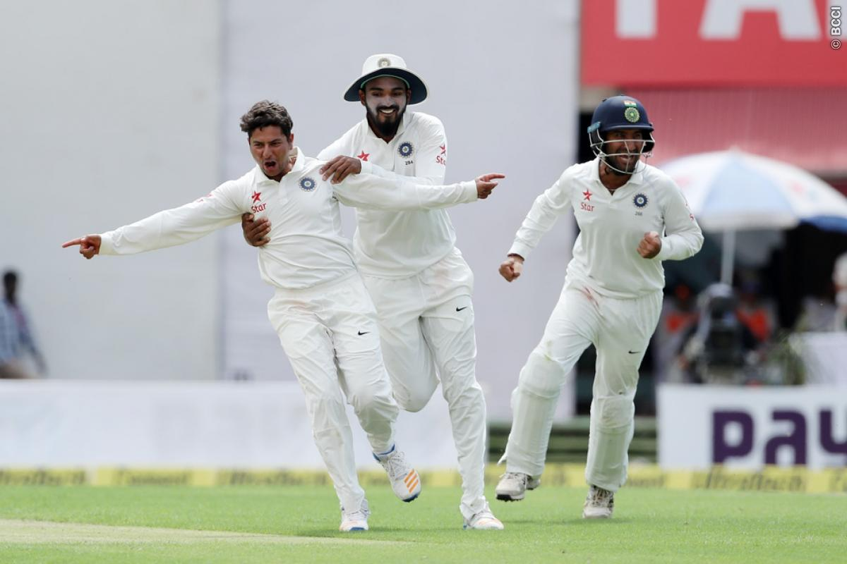 Kuldeep Yadav Replaces Ravindra Jadeja in 3rd Test