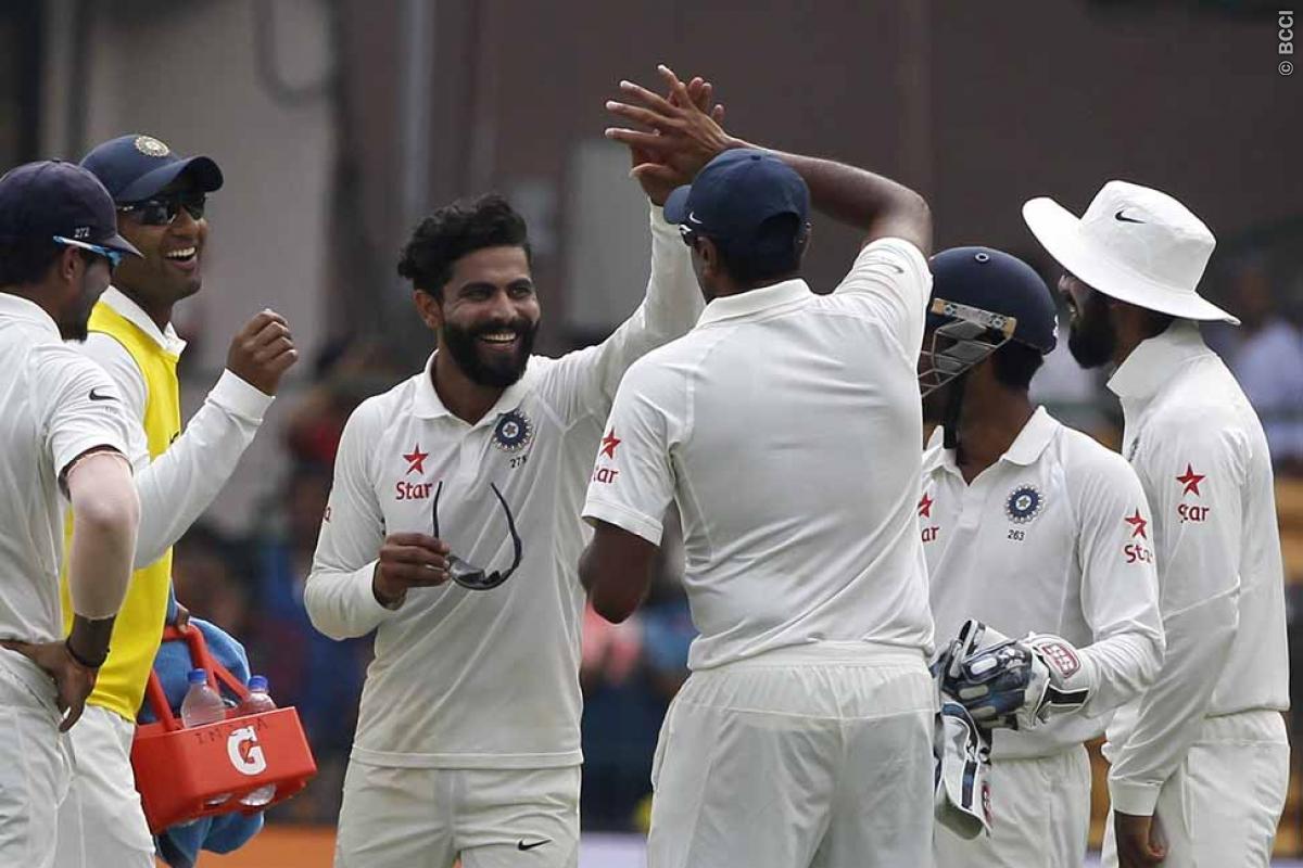 Ravindra Jadeja Joins Ravichandran Ashwin on Top of ICC Test Rankings