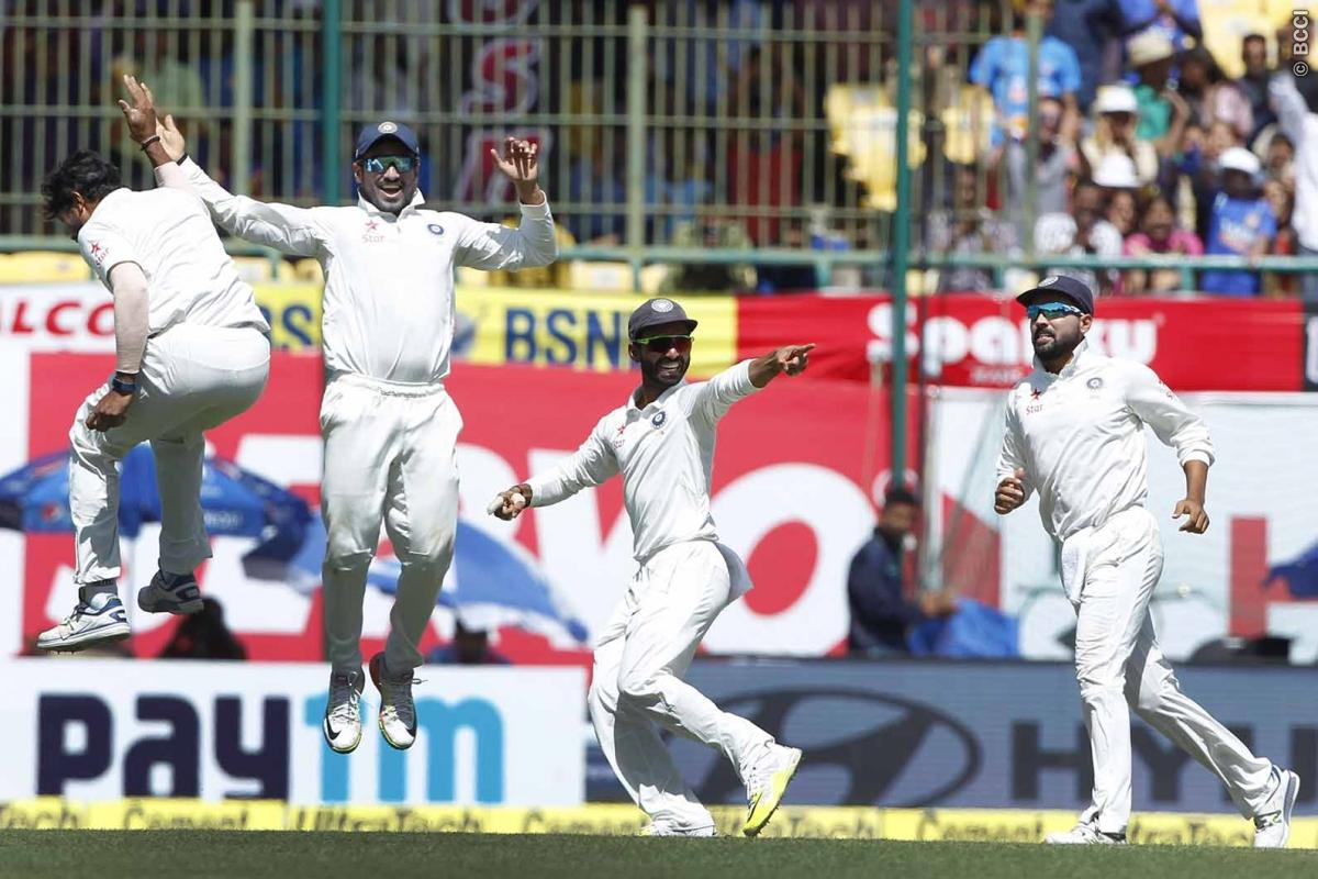 India vs Australia 4th Test Day 3: Hosts Within Reach of Winning the Series