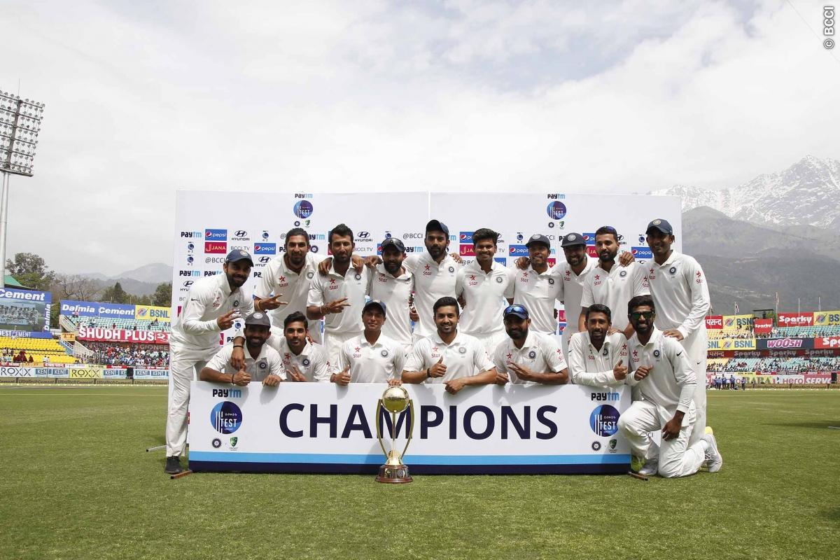 Virat Kohli Hails Indian Cricket Team After Border Gavaskar Trophy Win