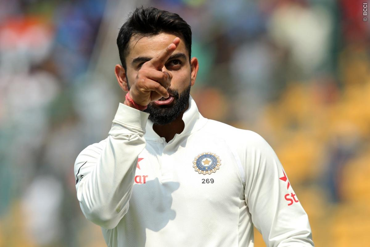 Virat Kohli Gears up for Sri Lanka Tour; Puts 'Coach Controversy' Behind