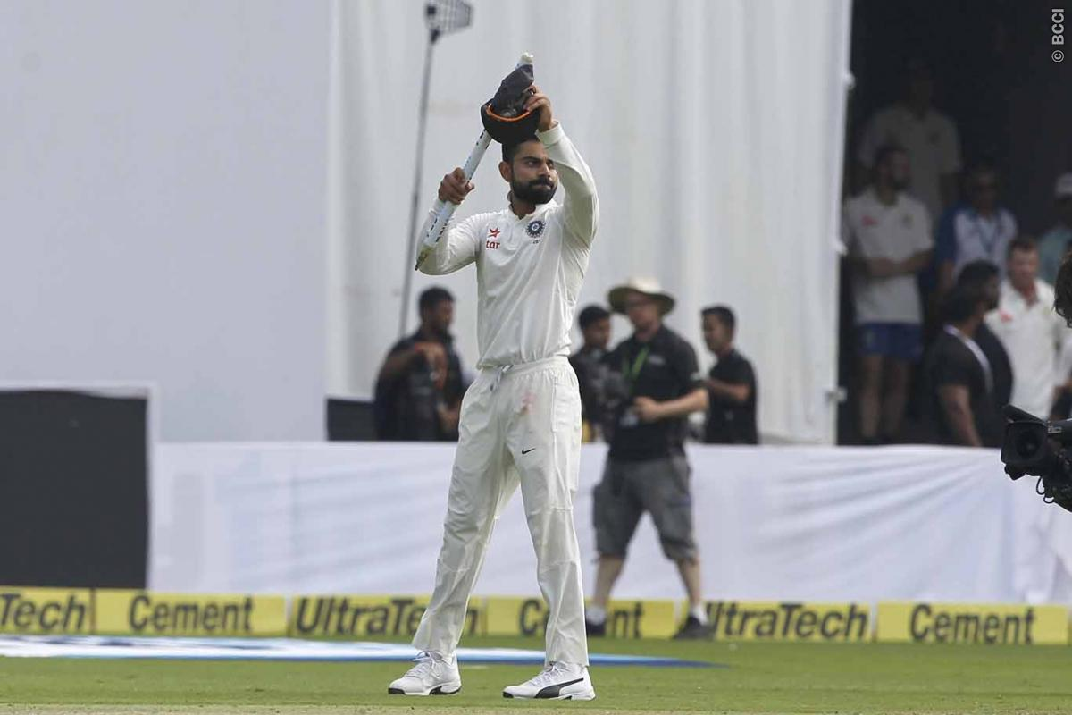 Indian Cricket Board Backs Virat Kohli Over DRS Issue