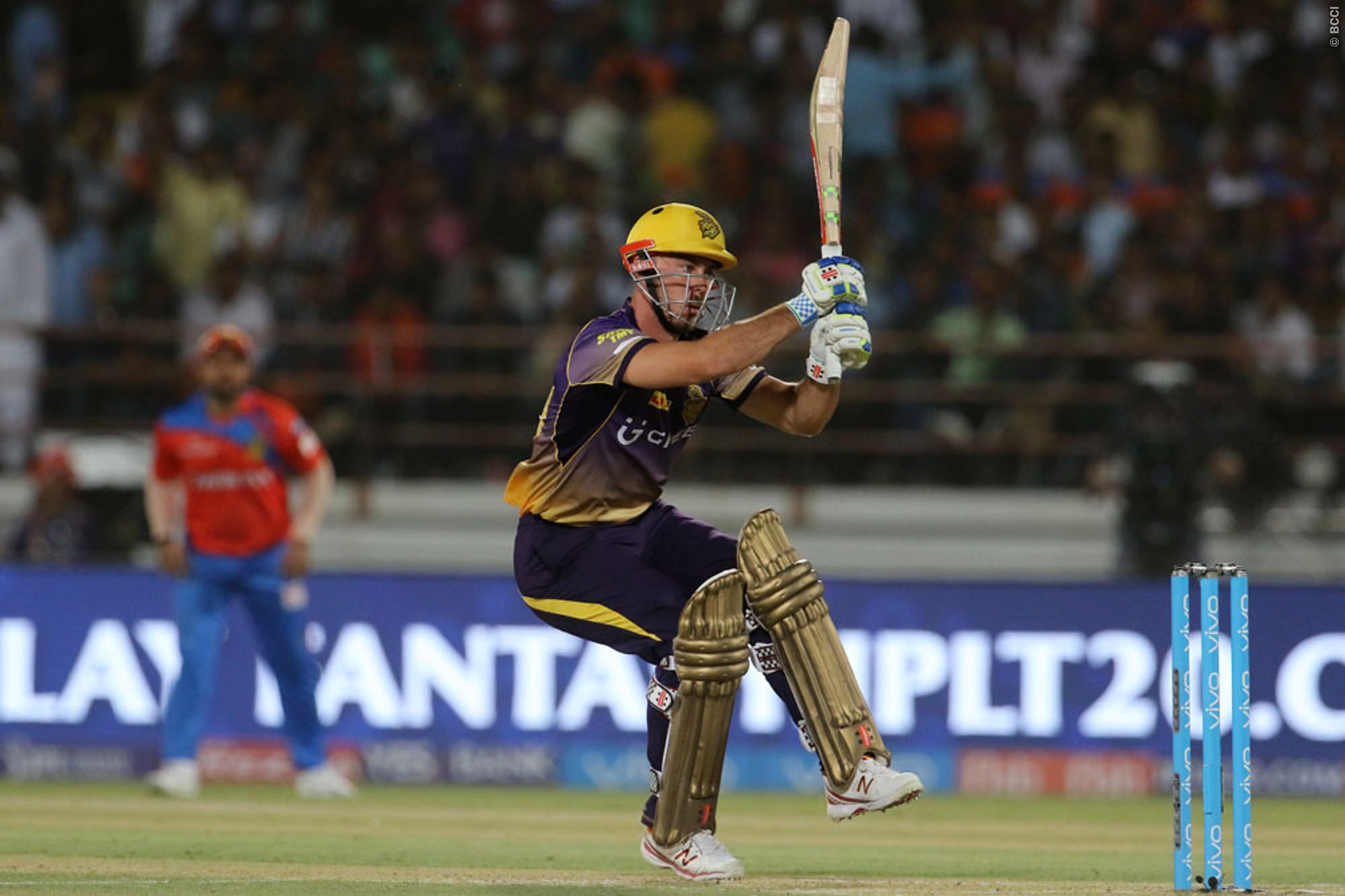 IPL 2017: Kolkata Knight Riders Sweating Over Chris Lynn's Injury