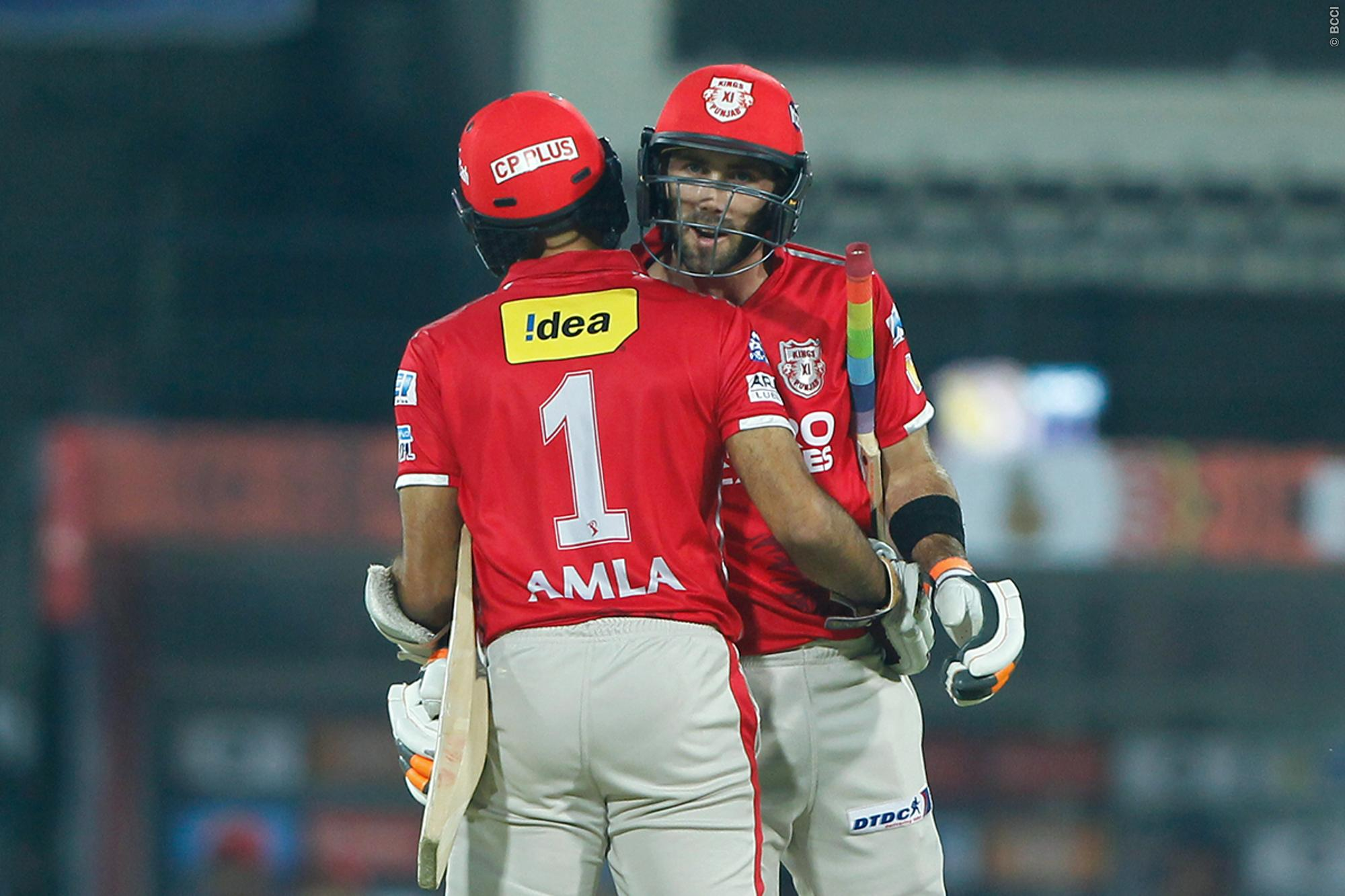 IPL 2017 Result: Kings XI Register Clinical Win over Royal Challengers
