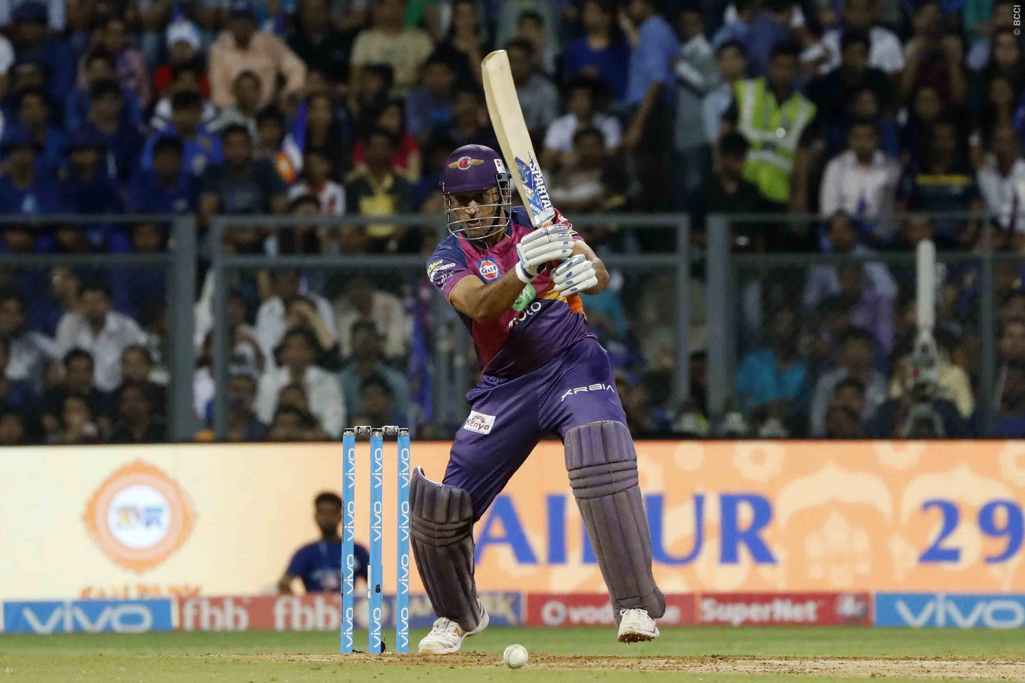 Another Milestone for MS Dhoni in Rising Pune Supergiants Win