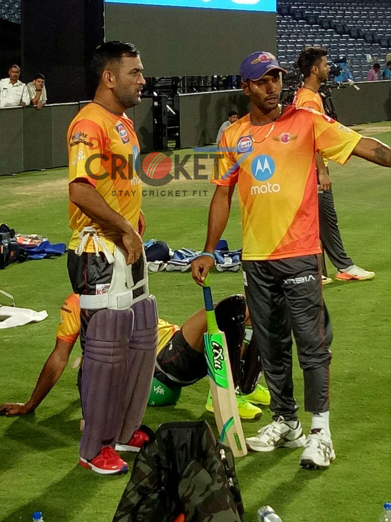 MS Dhoni Latest 1