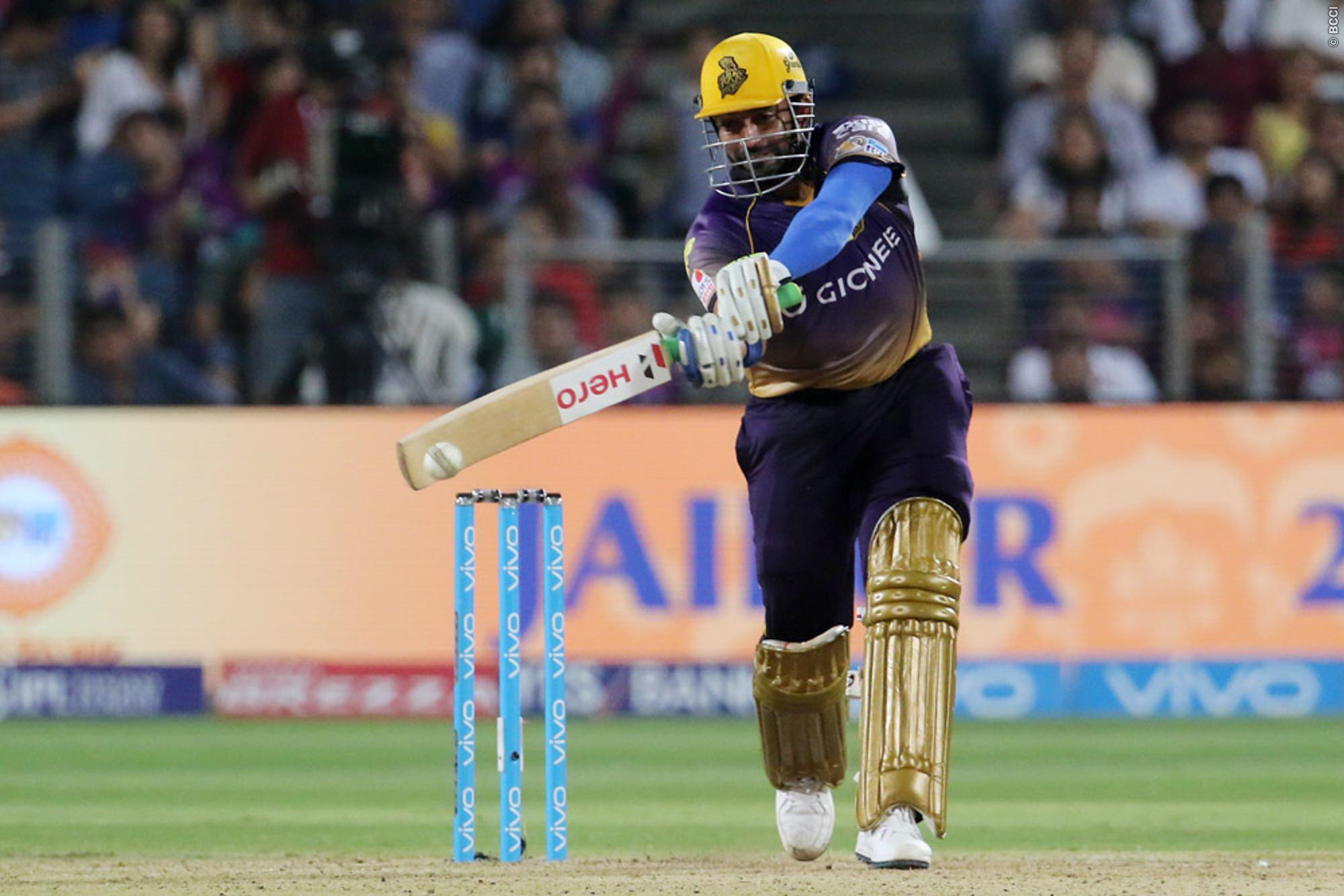 IPL 2017: Robin Uthappa Fearless Approach is Refreshing