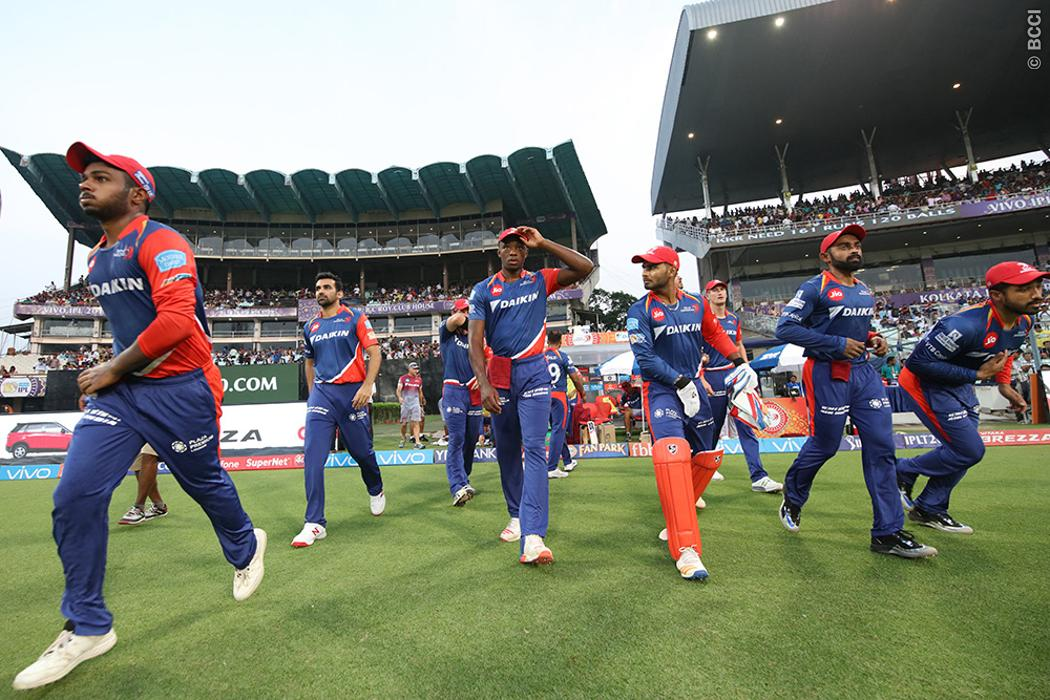 Delhi Daredevils' Play-off Chances are now Over