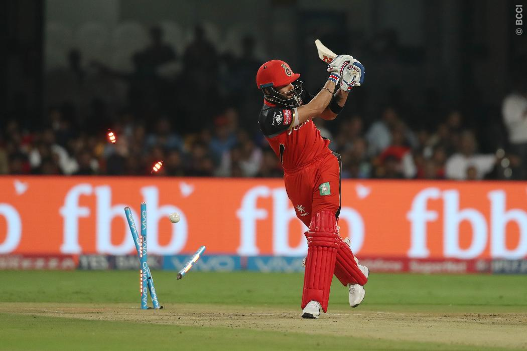 Virat Kohli's Inconsistency Reason for RCB's Poor Form