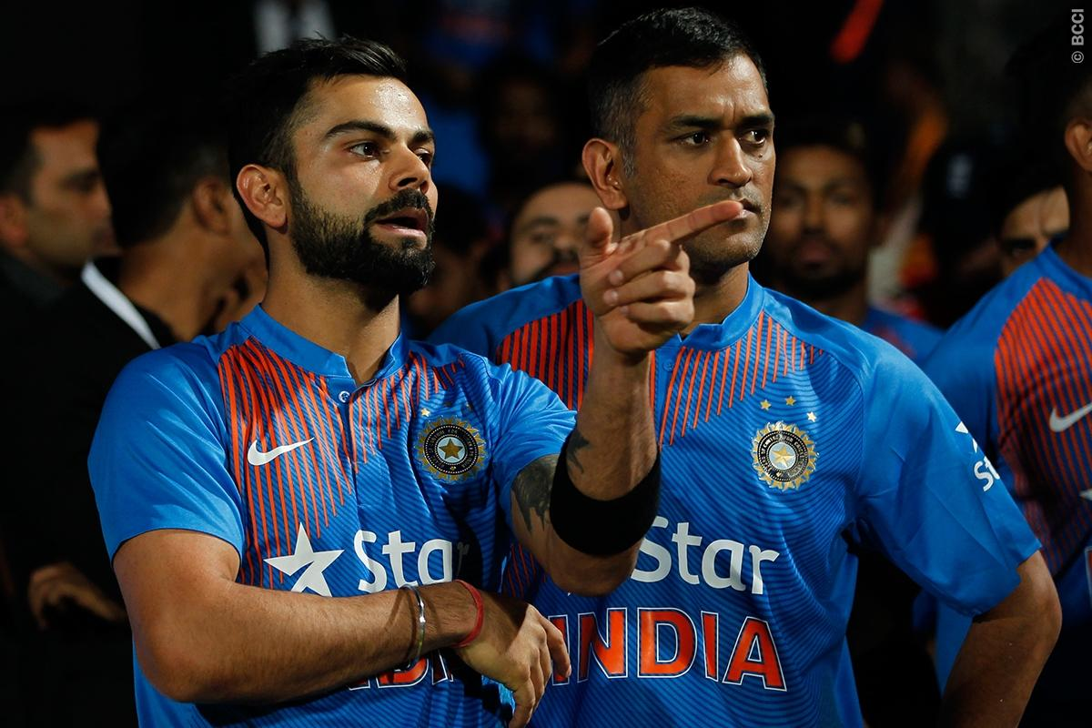 Virat Kohli Reveals His Equation with MS Dhoni