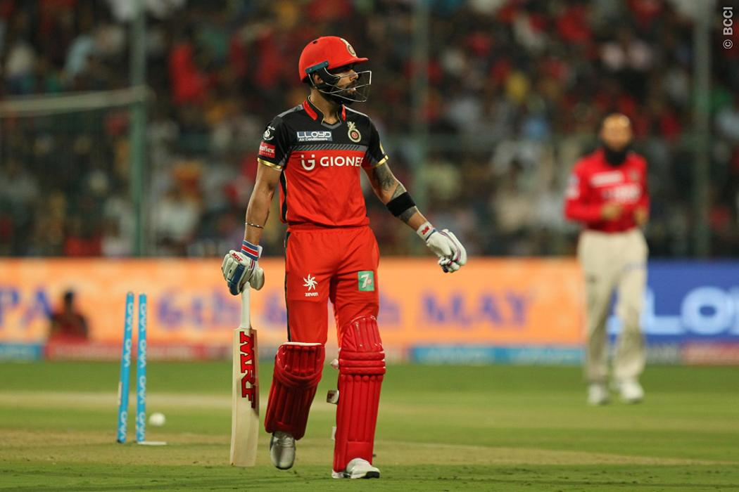 Virat Kohli's Bad Run a Concern Before Champions Trophy?