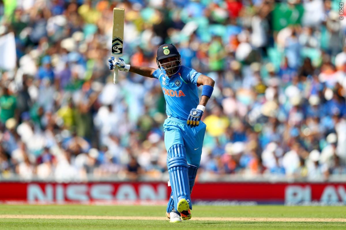 Virat Kohli Praises Hardik Pandya's Gritty Knock