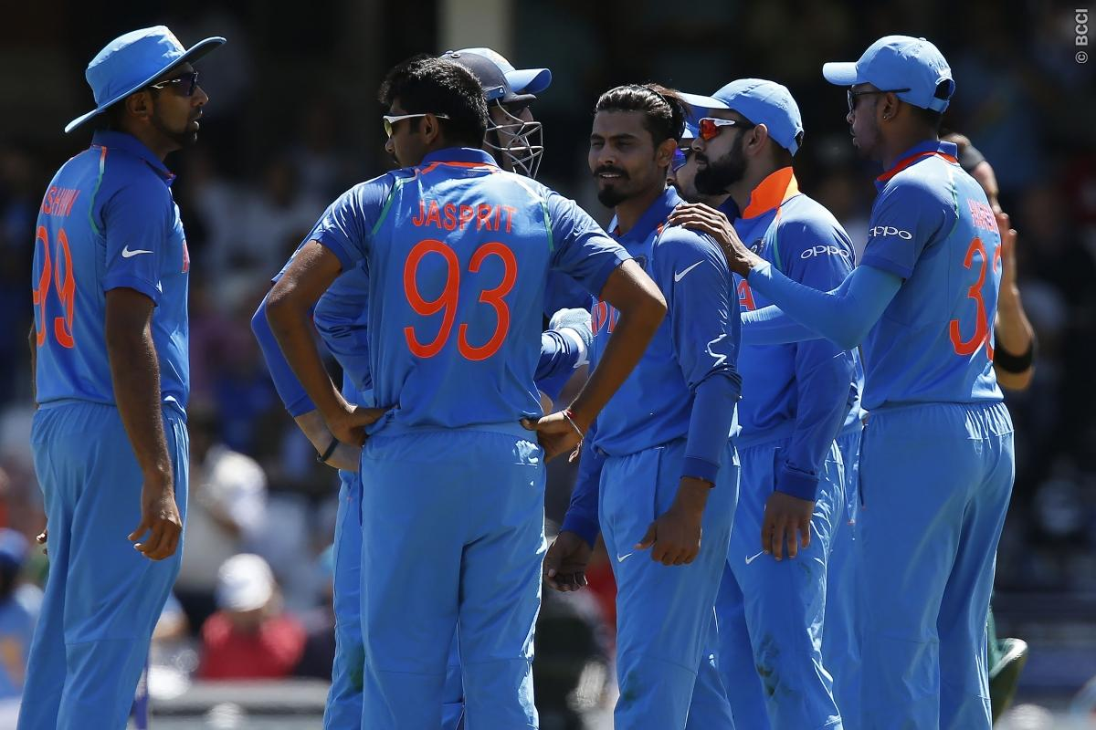 India wins toss, will bowl 1st against Bangladesh