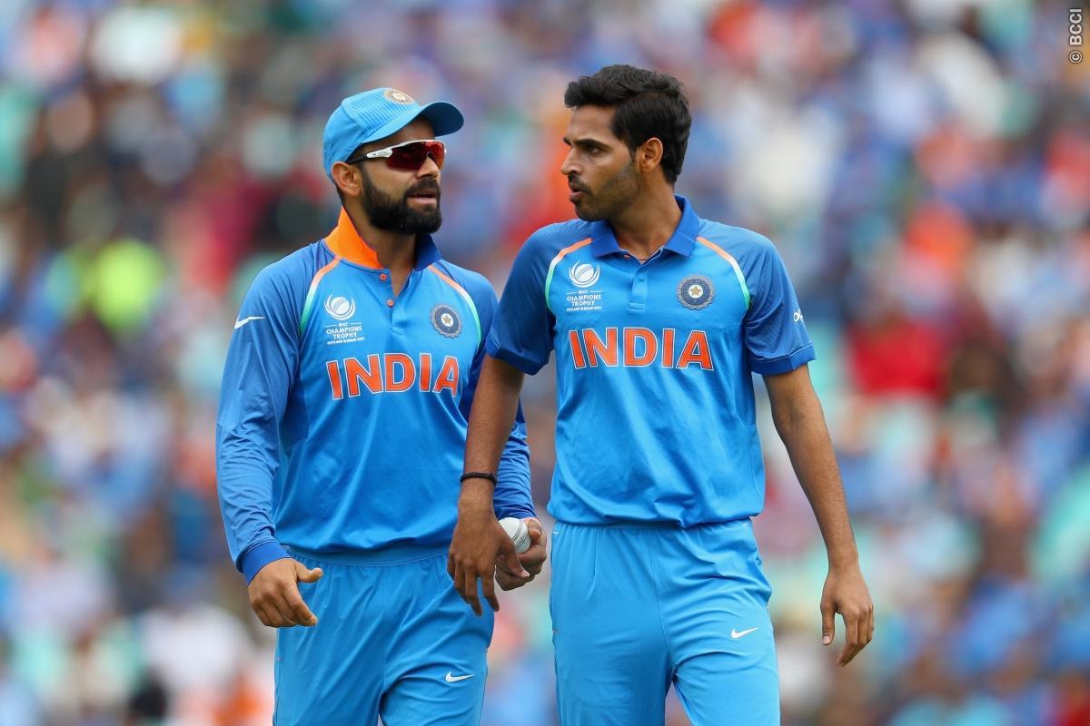 Virat Kohli Praises Bhuvneshwar Kumar's New-Ball Effort