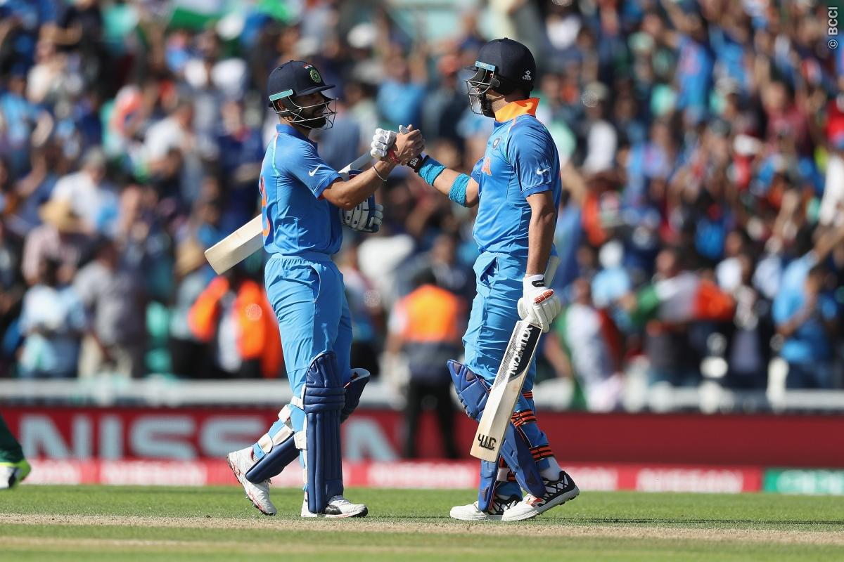 Champions Trophy: India need 265 runs to reach finals