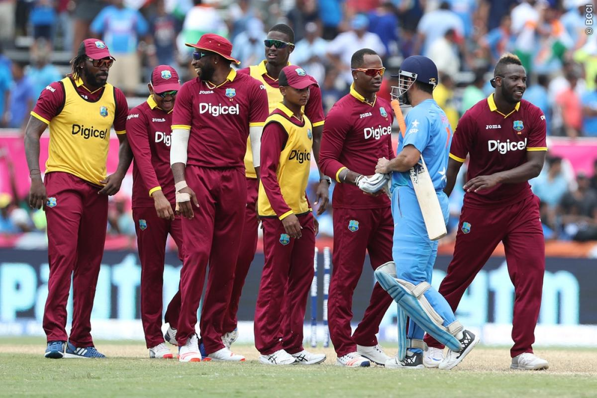 India vs West Indies: Windies Announce Squad for first 2 ODIs