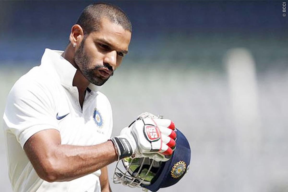 Shikhar Dhawan Creates Competition for Opening Slot
