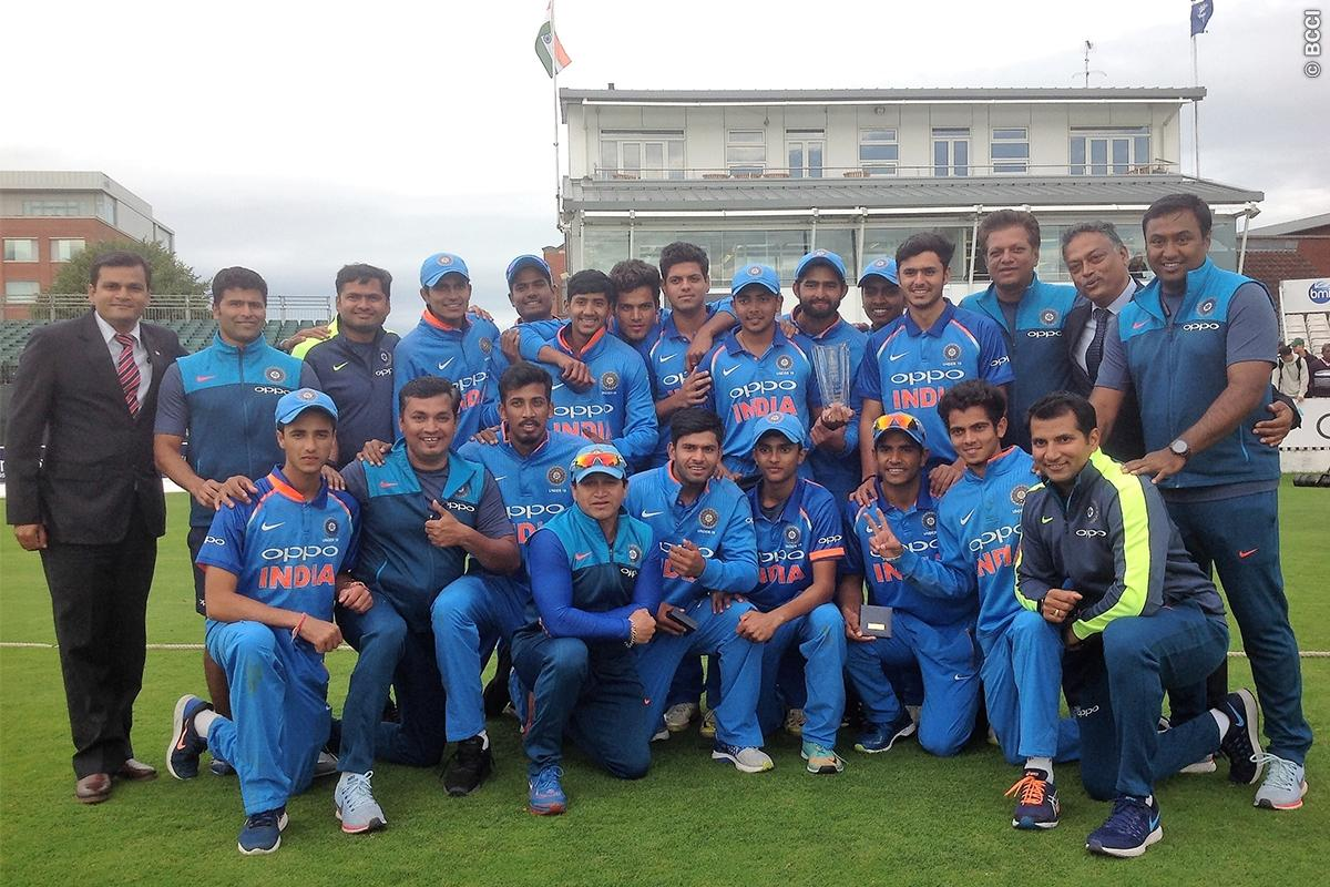 ICC Under-19 World Cup Schedule: India to Open Campaign Against Australia