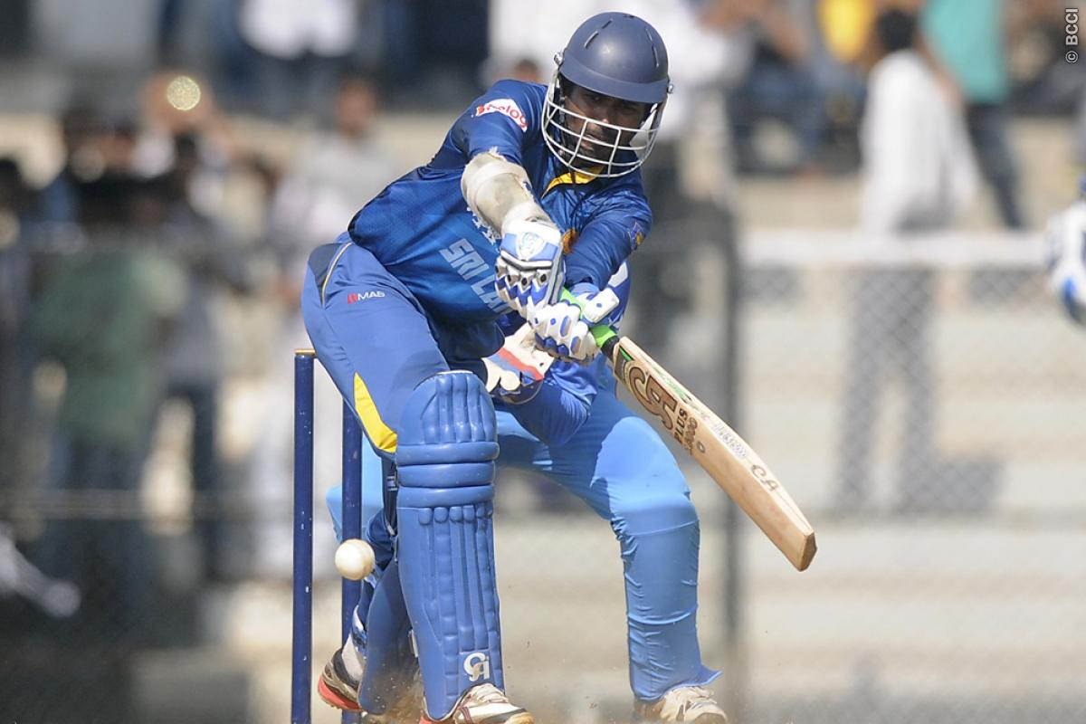 India vs Sri Lanka: Captain Upul Tharanga suspended for two ODIs