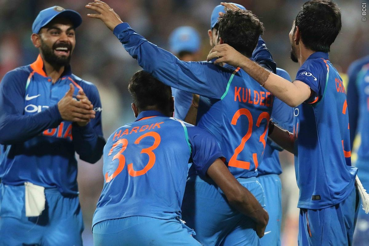 Live Score India vs New Zealand  ODI