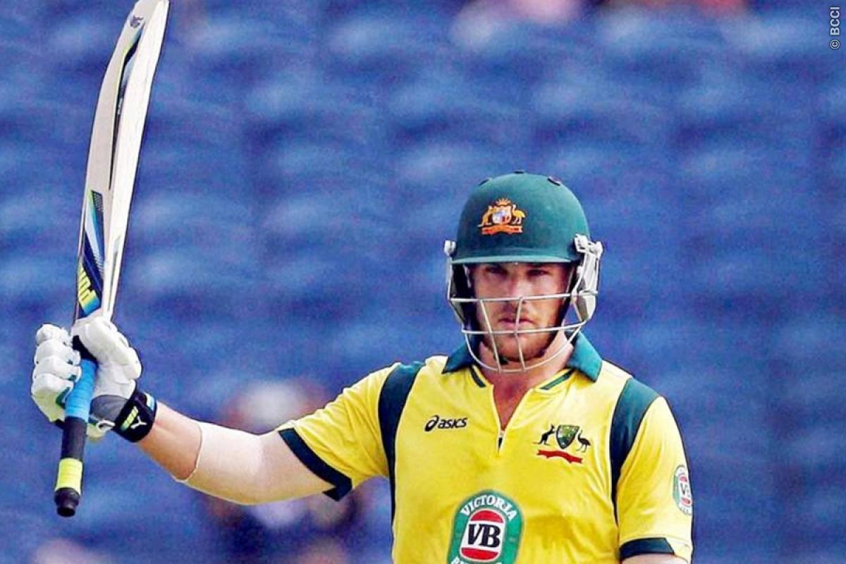 Peter Handscomb Flies in for Aaron Finch's Cover