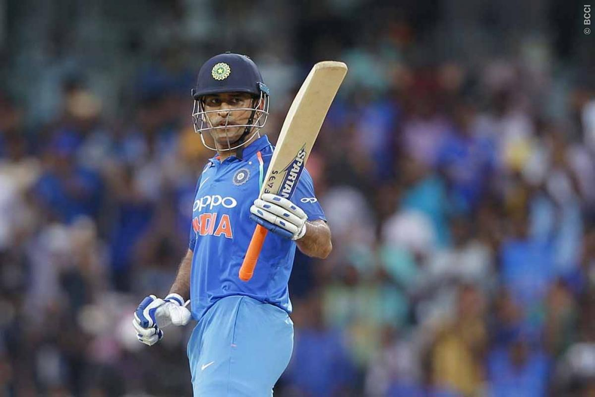 MS Dhoni nominated for India's third-highest civilian honour by the BCCI