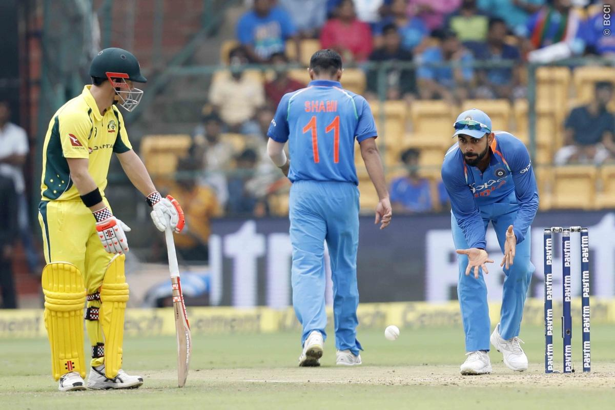 India Eyes To Reclaim No.1 ODI Rankings, 4-1 Series Win