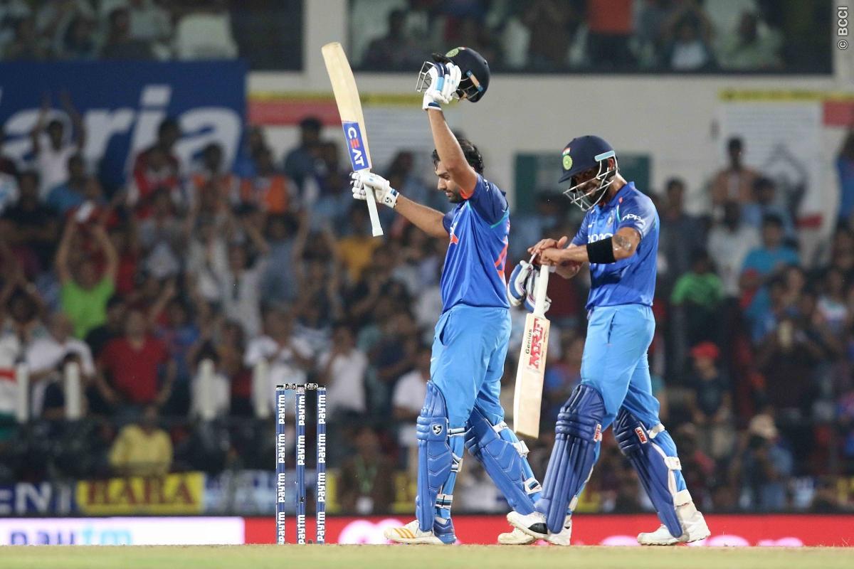 Rohit Sharma's Match-Winning Century Leads India To Series Win