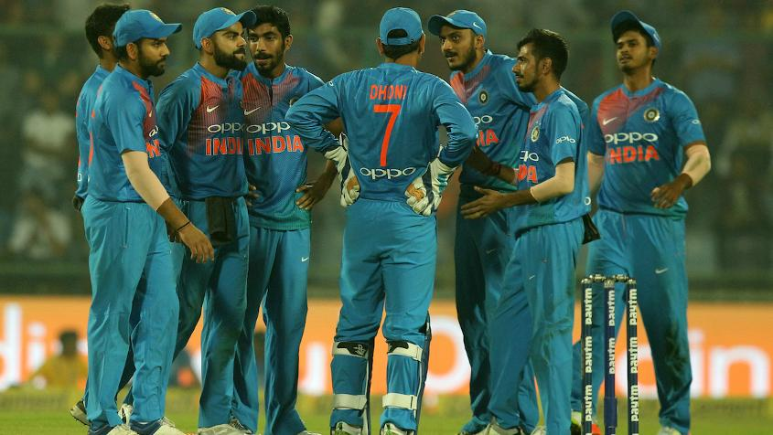 India Opens Account Beat the Unbeaten'Kiwis' at First T20I in Delhi
