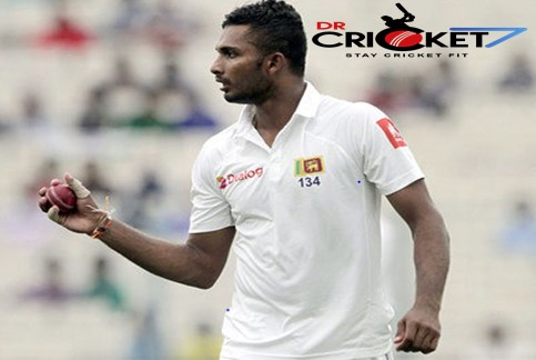Sri-Lankan pace bowler fined for ball tampering