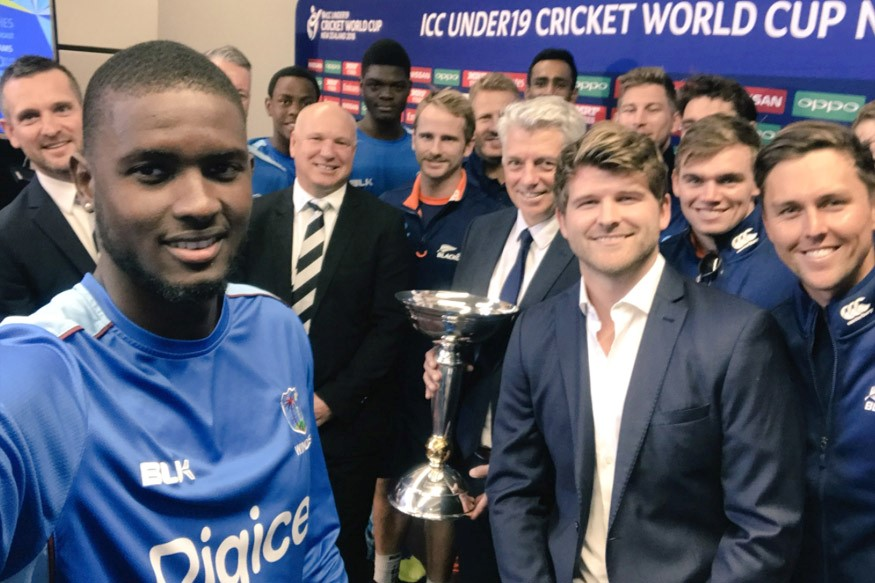 ICC U19 CRICKET WORLD CUP 2018 LAUNCHED IN WELLINGTON