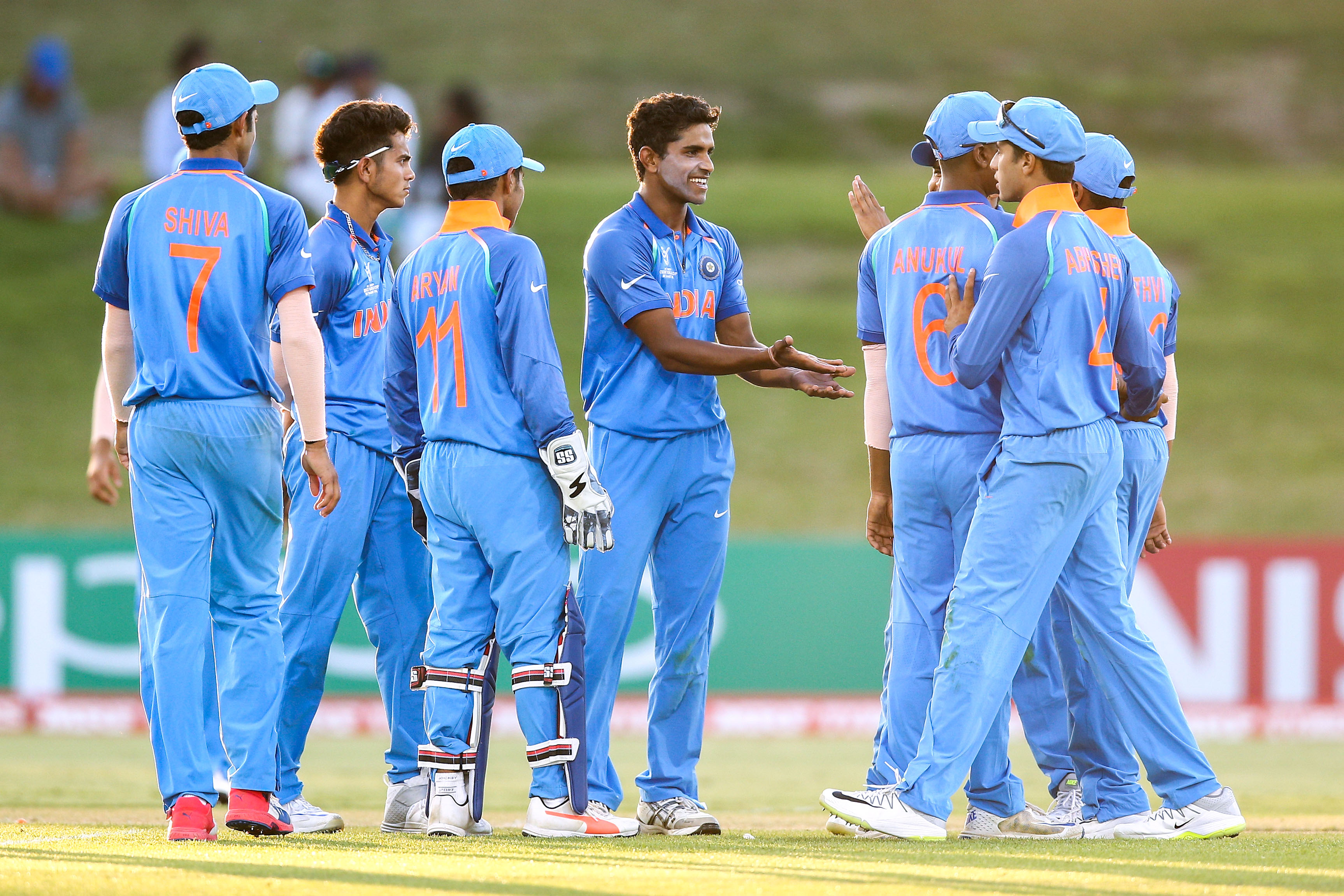 SHAW AND KALRA SCRIPT EASY WIN FOR INDIA OVER AUSTRALIA