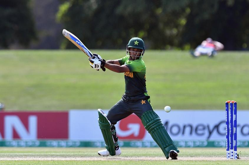 ALI ZARYAB GUIDES PAKISTAN PAST SOUTH AFRICA INTO SEMI-FINALS