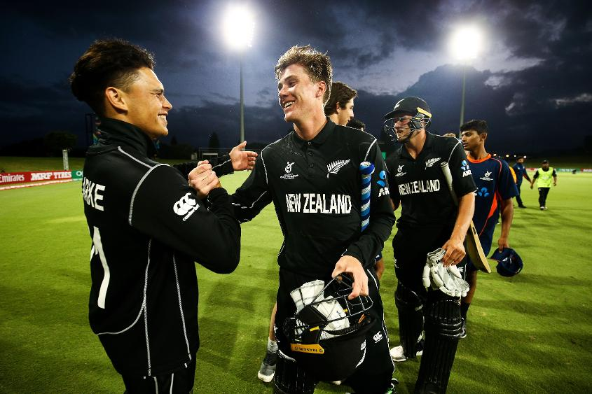 AFGHANISTAN, NEW ZEALAND IMPRESSIVE WINNERS