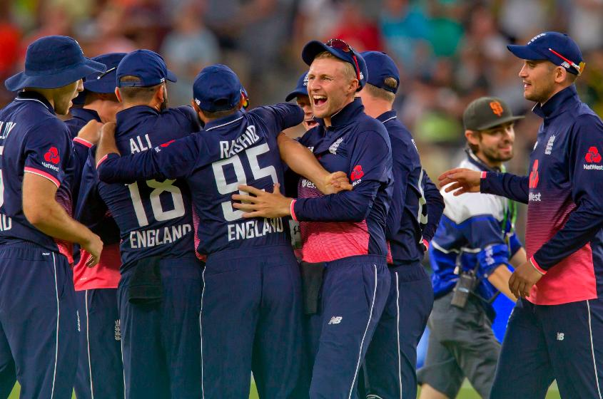 50-OVER CHAMPIONS LOSE GROUND IN ODI TEAM RANKINGS