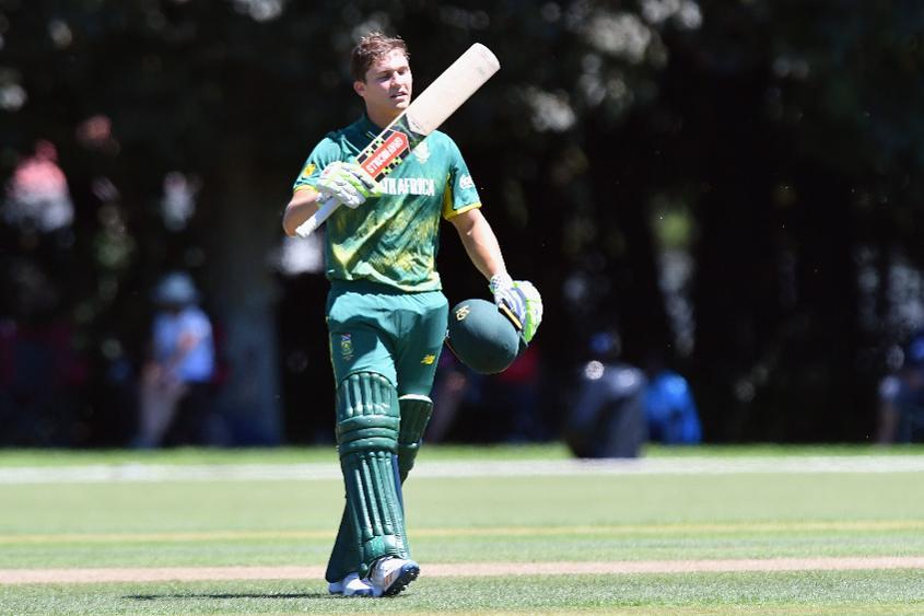 VAN TONDER, BREETZKE TONS HELP SOUTH AFRICA VANQUISH NEW ZEALAND