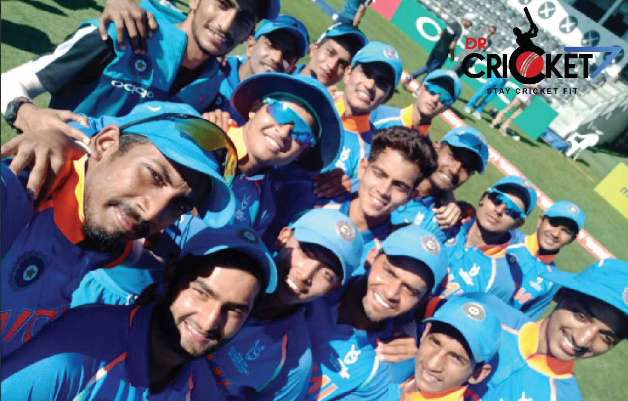 Shubhman, Porel take India to 6th U-19 WC Final, Pak thrashed by 203 Runs