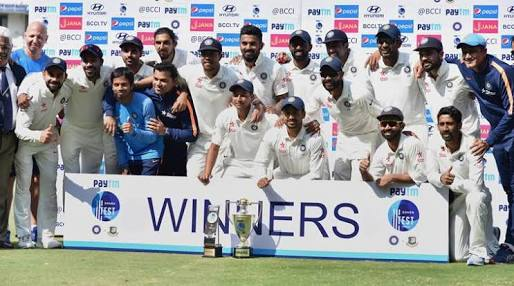 Hopes High from Indian Cricket Team, 2017 Powerful Play in Different Formats