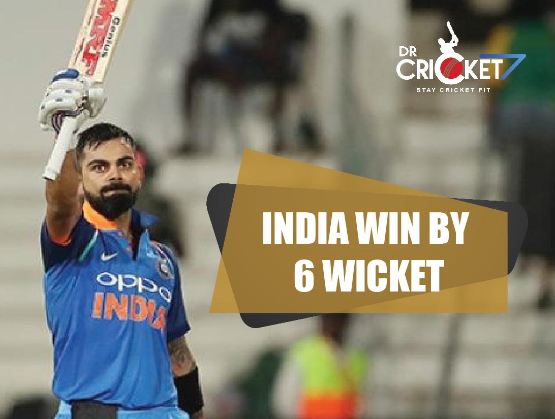 Skipper Virat Kohli Guides Team India to Comfortable Win Over Proteas