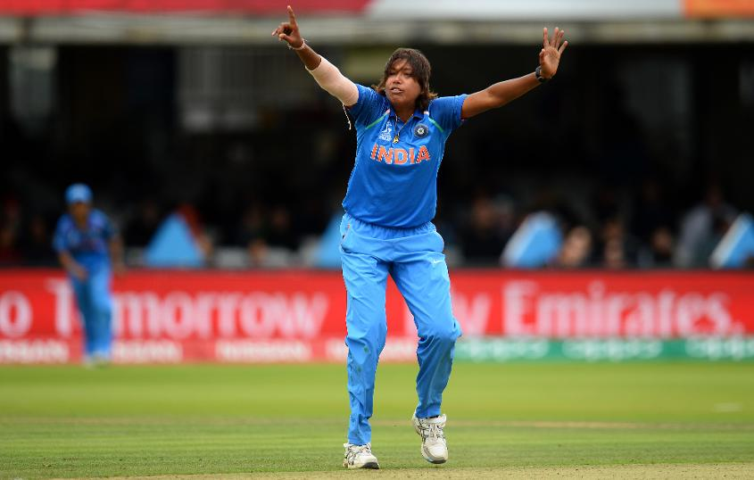 Jhulan Goswami ruled out of T20I series