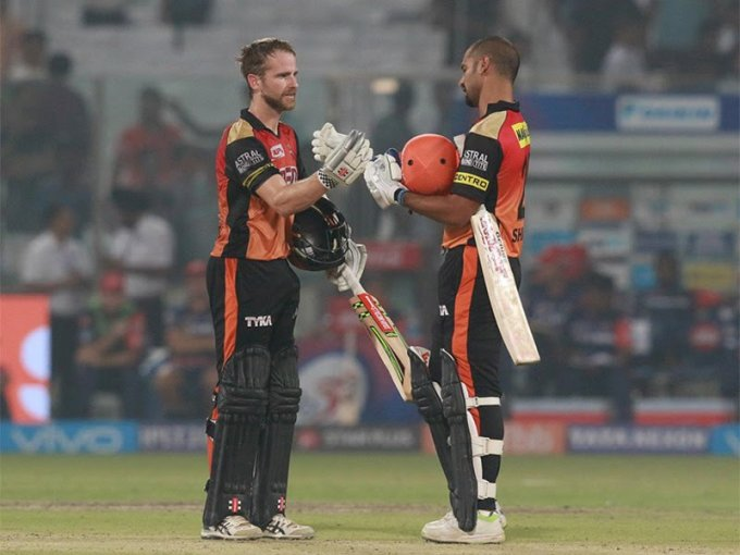 IPL 2018 Match 42 DD vs SRH