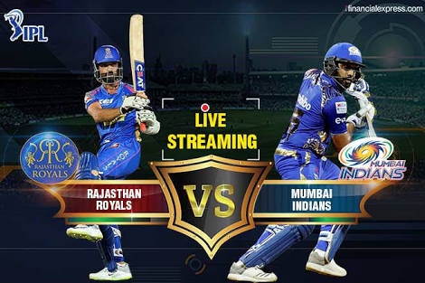47th Match RR vs MI Live Streaming on Hotstar