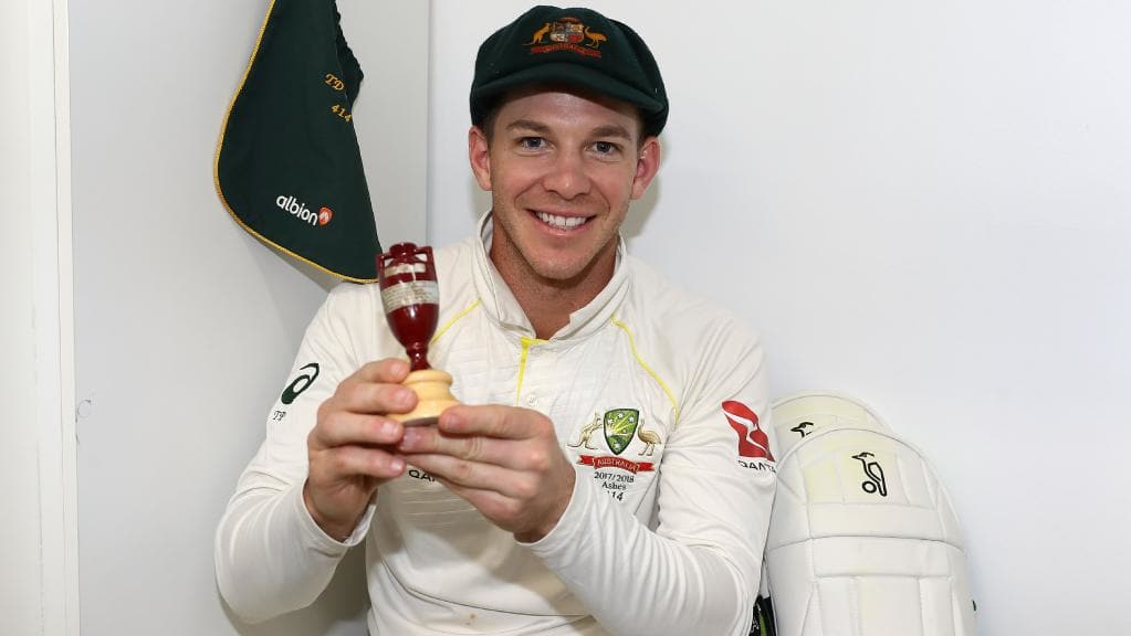 Tim Paine comes up with more hilarious banter