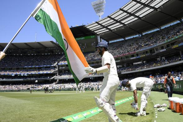 IND v AUS: Melbourne Test, Day 1- Tweets of the Day