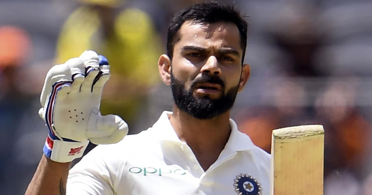 Former England captain rates Kohli above Tendulkar and Lara