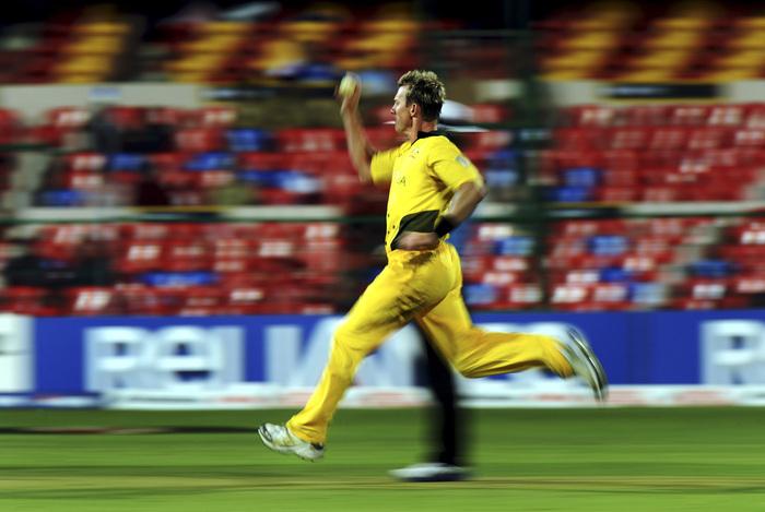 Brett Lee's thrilling final over in Twenty20 cricket