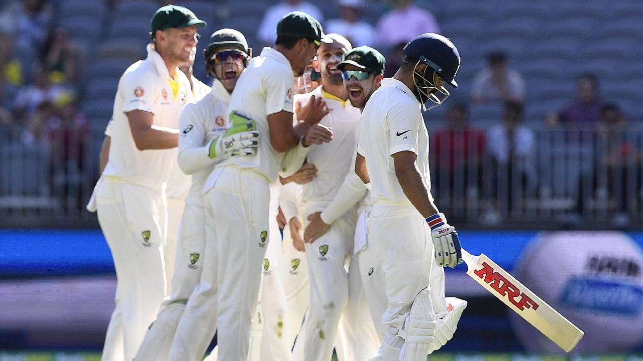 Australia vs India- Perth Test, Day 5: Tweets of the Day